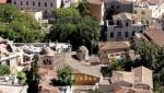 Athen - Blick auf die Plaka