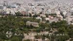 Athen - Blick auf den Hephaistos Tempel