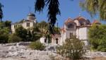 Athen - Nationalobservatorium und Agia Marina