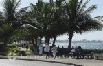 Barbados - Uferweg