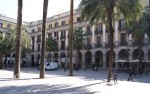 Plaza Reial Arkaden