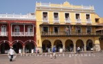 Cartagena - Plaza de los Coches