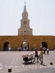 Cartagena - Puerta de Reloj