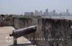 Cartagena - Santiagobollwerk und die Neuzeit