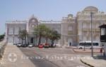 Cartagena - Universitätsgebäude und Heredia Theater