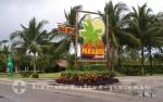 Cozumel - Zufahrt zum Strandparadies