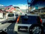 Dominica - Rush Hour in Roseau