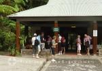 Dominica - Emerald Pool Visitor Centre