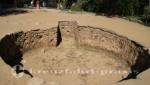 Ephesus - Historisches Taufbecken