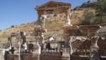 Ephesus - Trajan Brunnen