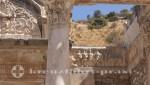 Ephesus - Hadrianstempel Details