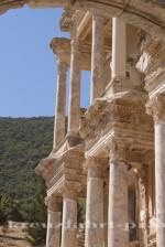 Ephesus  Celsus Bibliothek Ausschnitt 2
