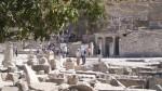 Ephesus - Vor dem großen Theater