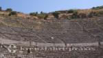 Ephesus - Theater Ausschnitt