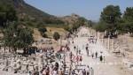 Ephesus - Strasse zum Hafen