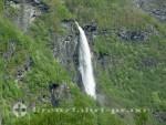 Flåm - Noch ein Wasserfall