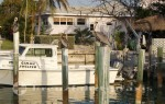 Florida - Boot und Pelikane