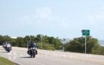 Florida - Biker auf den Keys