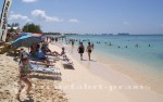 Grand Cayman - Buntes Treiben am Seven Mile Beach