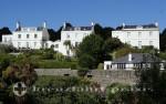 Guernsey - Häuser an Hyvreuse