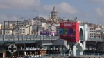 Istanbul Bosporusfahrt - Galataturm