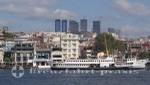 Istanbul Bosporusfahrt - Das moderne Istanbul