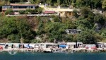 Istanbul Bosporusfahrt - Kleingewerbe am Bosporus