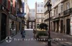 La Coruña - Altstadt