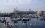 La Coruña -Liegeplatz der Cruiser