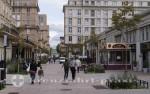 Le Havre - Gerade Linienfuehrung
