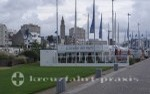 Le Havre -  Restaurant an der Seepromenade