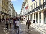 Lissabon - Gerade Linien