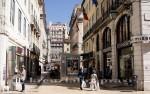 Lissabon - In der Baixa