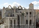 Lissabon - Convento do Carmo
