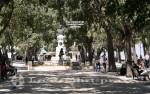 Lissabon - Miradouro de São Pedro de Alcântara