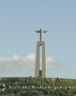 Lissabon - Cristo Rei Statue in Almada