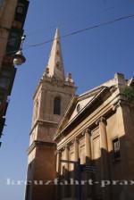 Malta - Turm von St. Pauls