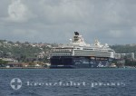 Martinique - Mein Schiff in Fort de France