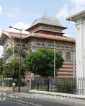 Martinique - Bibliotheque Schoelcher