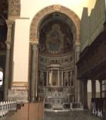 Messina - Altar Dom