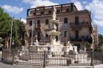 Messina - Orionbrunnen
