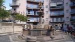 Messina - Falconieri Brunnen