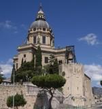 Messina - Sacrario di Cristo Re mit Glocke