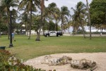 Miami - Lummus Park am Ocean Drive
