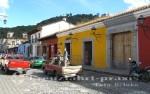 Puerto Quetzal - Straßenszene in Antigua
