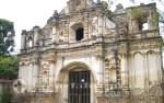 Puerto Quetzal - Ruine San José el Viejo