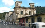 Puerto Quetzal - Ruine del Convento de la Concepcion