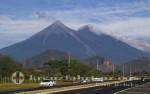 Puerto Quetzal - Ein starker Raucher
