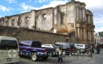 Puerto Quetzal - Antigua - Die Ruinen der Iglesia del Carmen