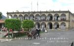Puerto Quetzal - Das Rathaus von Antigua